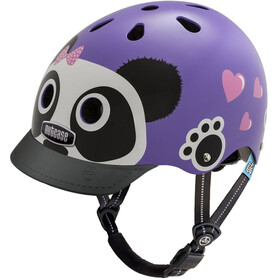Nutcase Little Nutty Street Bike Helmet Children purple